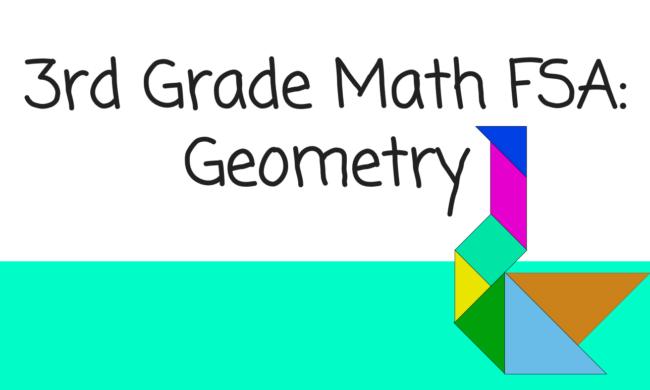 3rd Grade Math: Geometry
