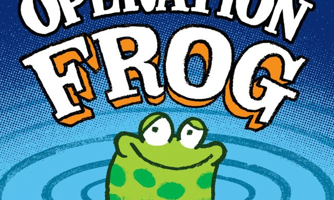 Operations Frog Effect 4.7 / Lexile 680