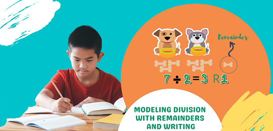 Bundle 2: Modeling Division with Remainders and Writing