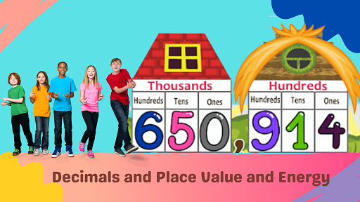 Bundle 2: Decimals and Place Value and Energy