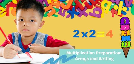 Bundle 2: Multiplication Preparation: Arrays and Writing