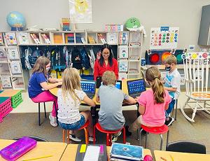 Michele_classroom